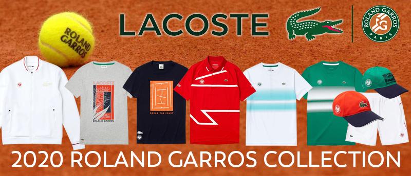 ラコステ ローランギャロス2020